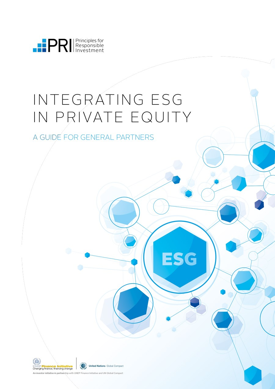 Integrating ESG in Private Equity – A Guide for General Partners
