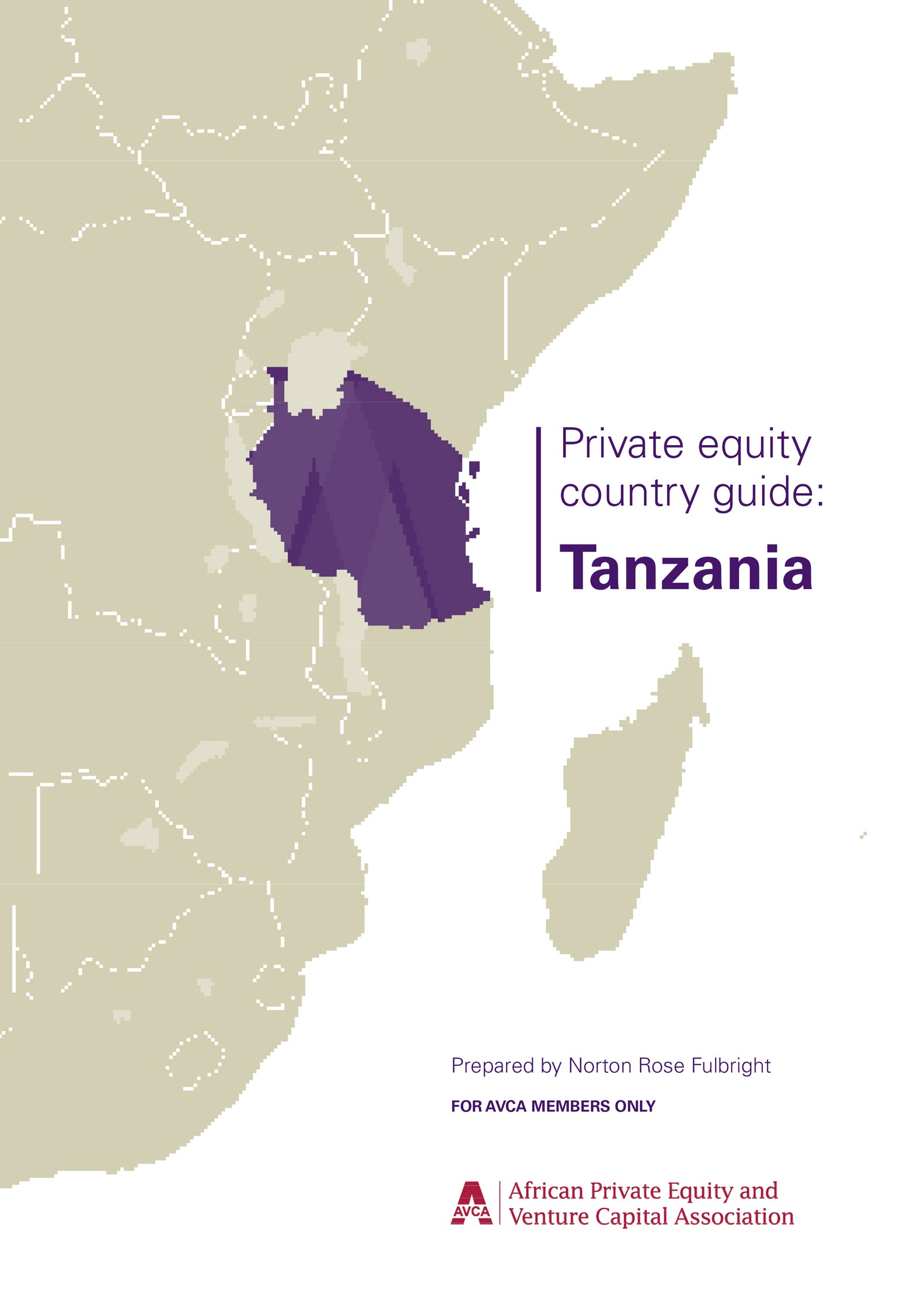 Private Equity Country Guide: Tanzania