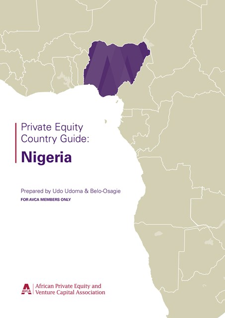 Private Equity Country Guide: Nigeria