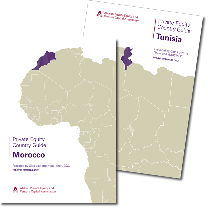 Avca publications north africa private equity legal regulatory country guides freerunsca Choice Image