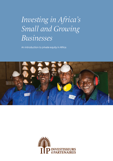 Investing in Africa's Small and Growing Businesses