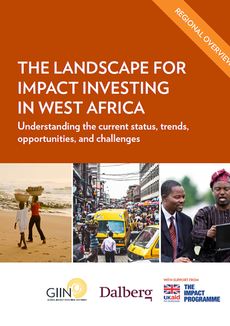 The Landscape for Impact Investing in West Africa