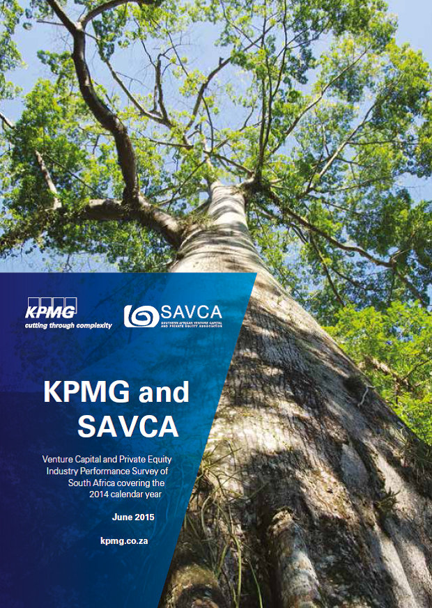 SAVCA and KPMG 2015 VC & PE Industry Performance Survey
