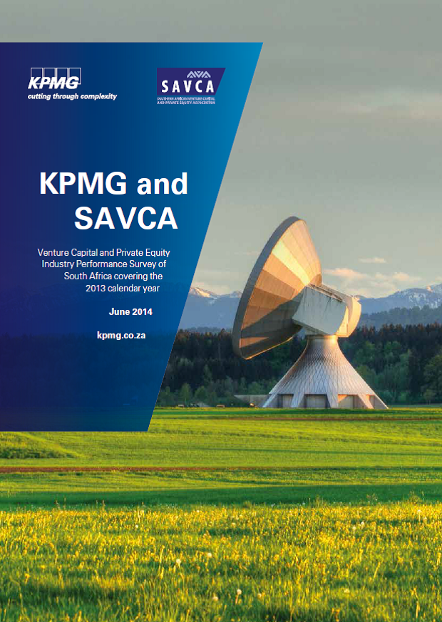 SAVCA and KPMG 2014 VC & PE Industry Performance Survey