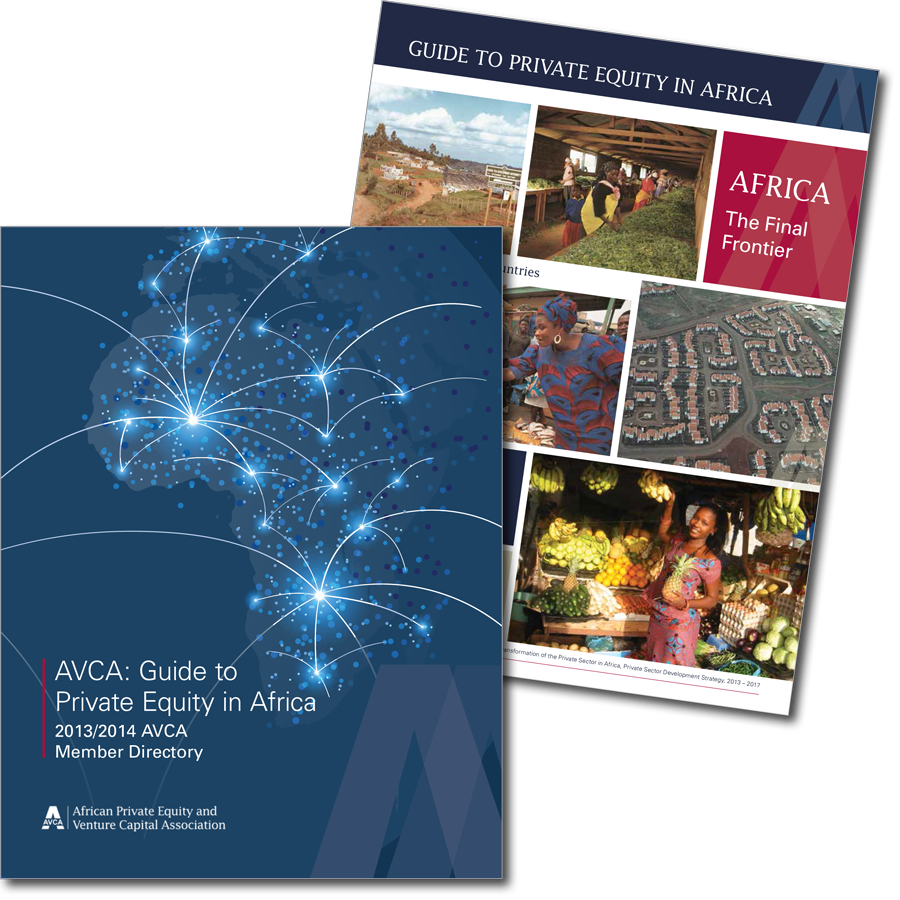 AVCA Guide to Private Equity in Africa and 2013-2014 Member Directory