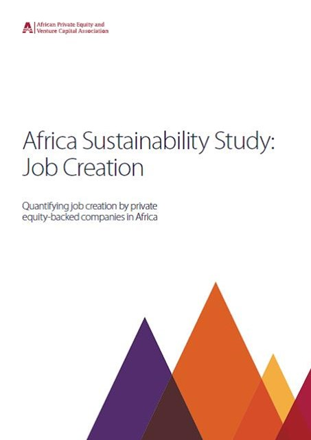 Africa Sustainability Study: Job Creation