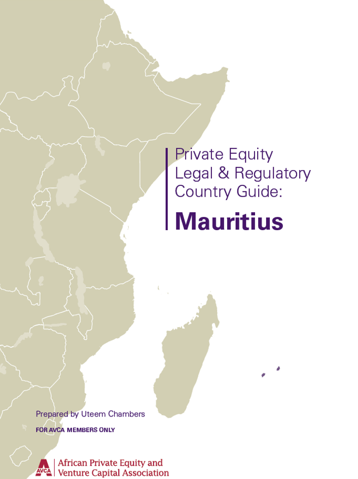 Private Equity Country Guide: Mauritius