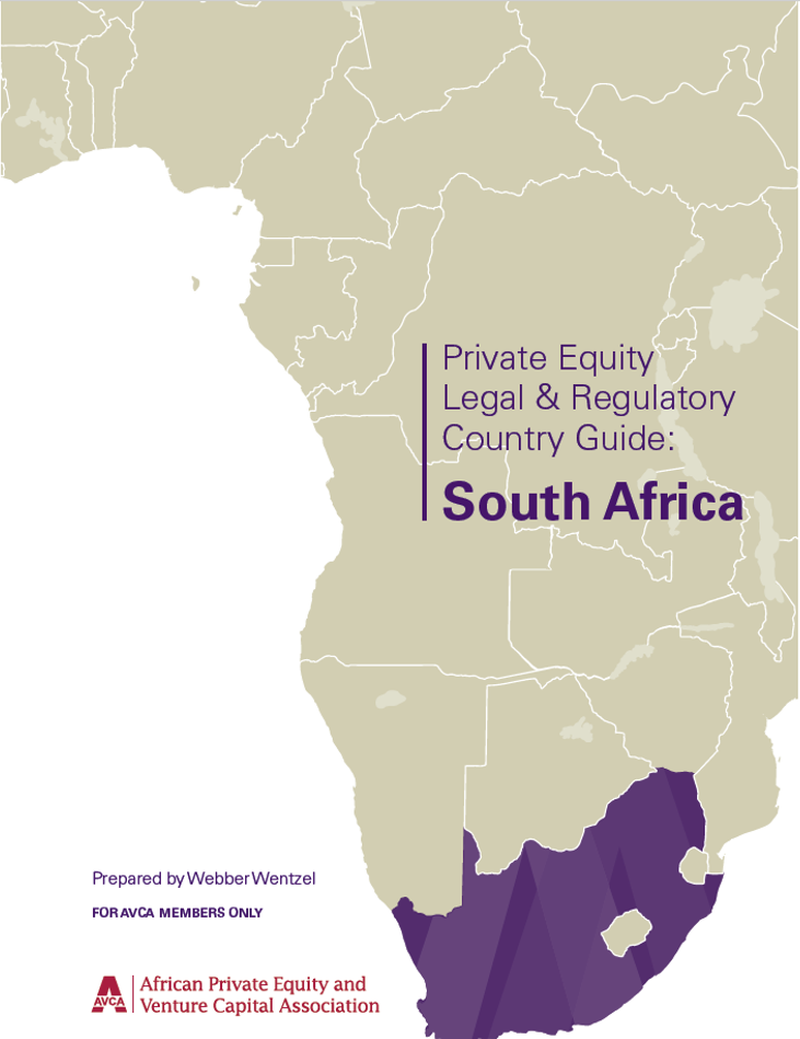 Private Equity Country Guide: South Africa