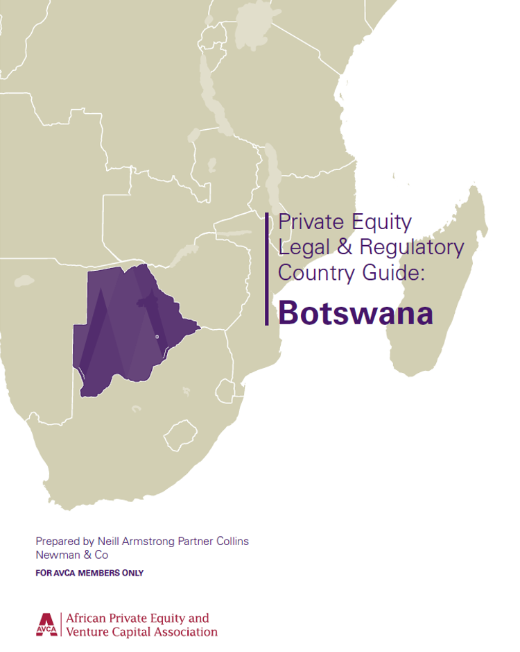Private Equity Country Guide: Botswana