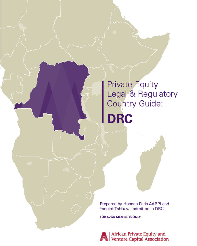 Private Equity Country Guide: DRC