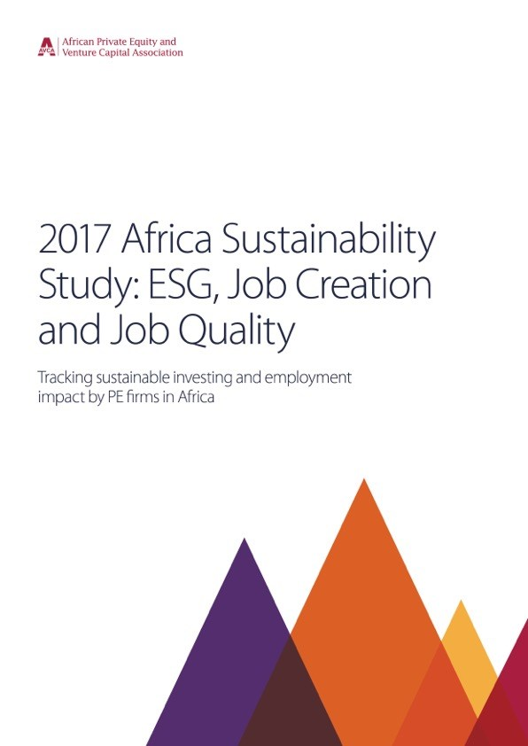2017 Africa Sustainability Study: ESG, Job Creation and Job Quality