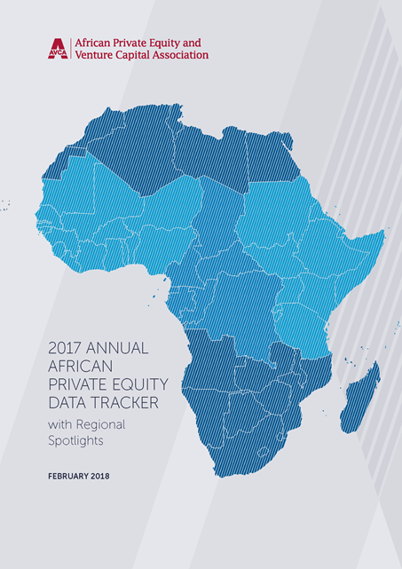 2017 Annual African Private Equity Data Tracker and Regional Spotlights