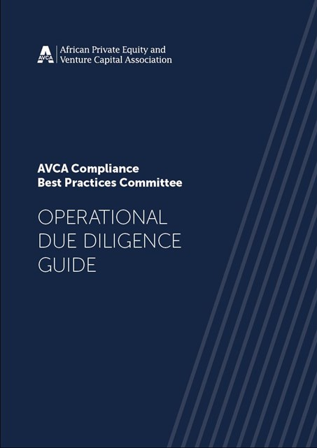 AVCA Fund Operational Due Diligence Guide